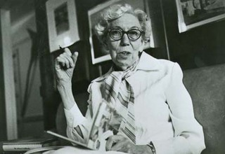 Welty received 38 honorary doctorate degrees and more than 40 major literary awards in her lifetime.