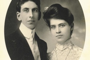 Christian and Chestina Welty