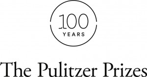 PulitzerCentennialLockupAbove_Black