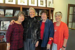 Bridget, Patti, Carla, Modena