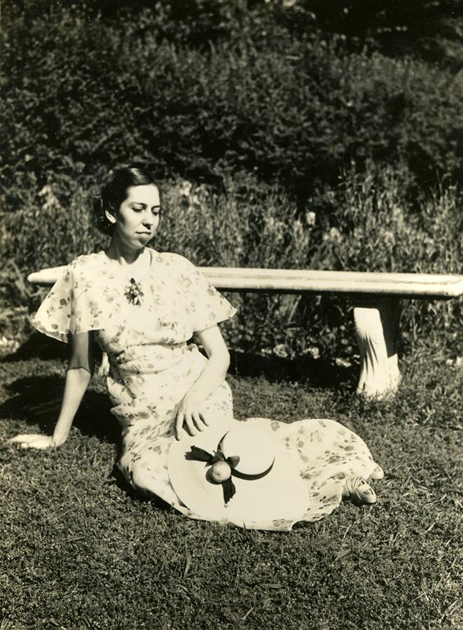 The eudora welty foundation history for Garden design 1930
